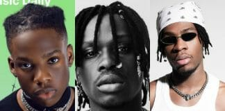 Top richest young Nigerian artistes in the music industry