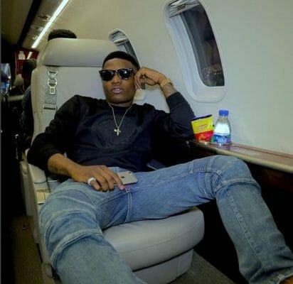 """Wizkid Hits 1 Billion Streams with """"Made In Lagos"""""""